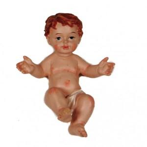 Riffelmacher Jesuskind ,  8 cm