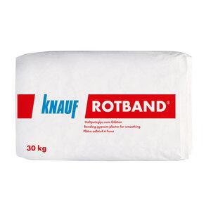 "Knauf Insulation              Haftputzgips ""Rotband"", 30kg"