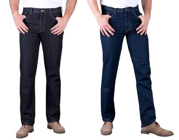5 Pocket Jeans, verschiedene Farben BEN BRIX