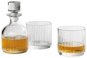 Whisky-Gläserset Stack aus Glas 3-teilig