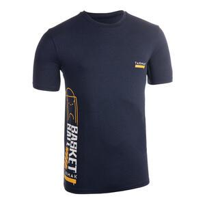 Basketballshirt TS500 Herren blau