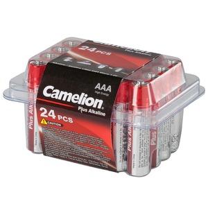 Camelion Batteriebox im günstigen 24er Pack, AAA