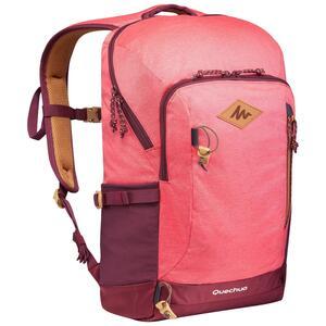 Wanderrucksack Naturwandern NH500 20Liter rosa