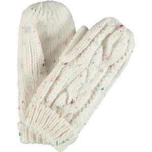 MANGUUN Handschuhe, Strick, meliert, Zopfmuster, für Damen