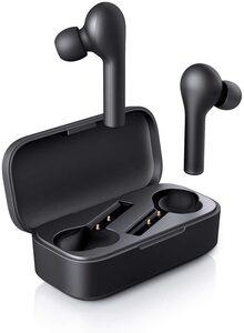 AUKEY »EP-T21« Bluetooth-Kopfhörer (True Wireless Earbuds, 25 Stunden Spielzeit mit Lade-Case, Bluetooth 5, Berührungssteuerung, Automatische Pairing, Integriertem Mikrofon)