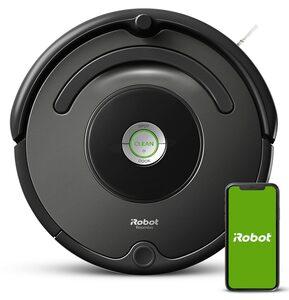 iRobot Saugroboter Roomba 676, WLAN-fähig