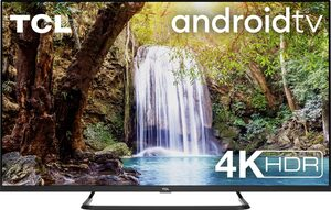 TCL 65EP680 LED-Fernseher (164 cm/65 Zoll, 4K Ultra HD, Smart-TV, Android 9.0 Betriebssystem, AndroidTV Sprachfernbedienung)