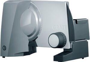 Graef Allesschneider G52 TWIN, grau, 170 W, inkl. Schinkenmesser im Wert von 24,99€ UVP