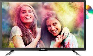 Sharp LC-24DHG5112E LED-Fernseher (60 cm/24 Zoll, HD)