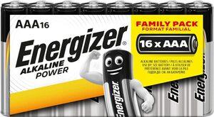 Energizer »Alkaline Power AAA Batterien 16x« Batterie