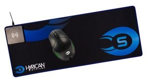 Hyrican Hyrican Striker Wireless Couch Gamer Kit »ST-906R/ST-MP15«
