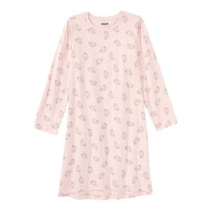 Mädchen-Nachthemd mit Einhorn-Muster