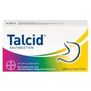 Talcid Tablette 0,5 G 100 St