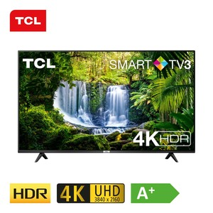50P610 · 3 x HDMI, 2 x USB, CI+ · integr. Kabel-, Sat- und DVB-T2-Receiver · Maße: H 65,6 x B 112,2 x T 8,3 cm · Energie-Effizienz A+ (Spektrum A+++ bis D)