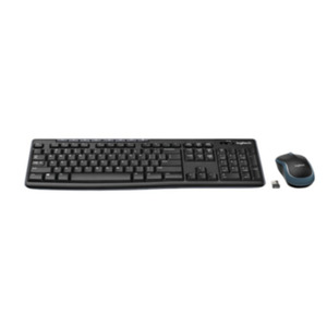 Logitech MK270 Kabellose Maus-Tastaturkombination mit Nano-Empfänger 920-004511