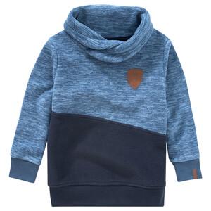 Jungen Sweatshirt mit Flächenteiler