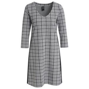 Damen Kleid im Glencheck-Dessin
