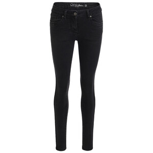 Damen Superflexible-Jeans im 5-Pocket-Style