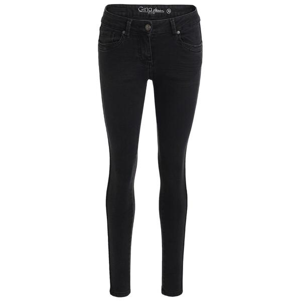 Damen Superflexible-Jeans im 5-Pocket-Style