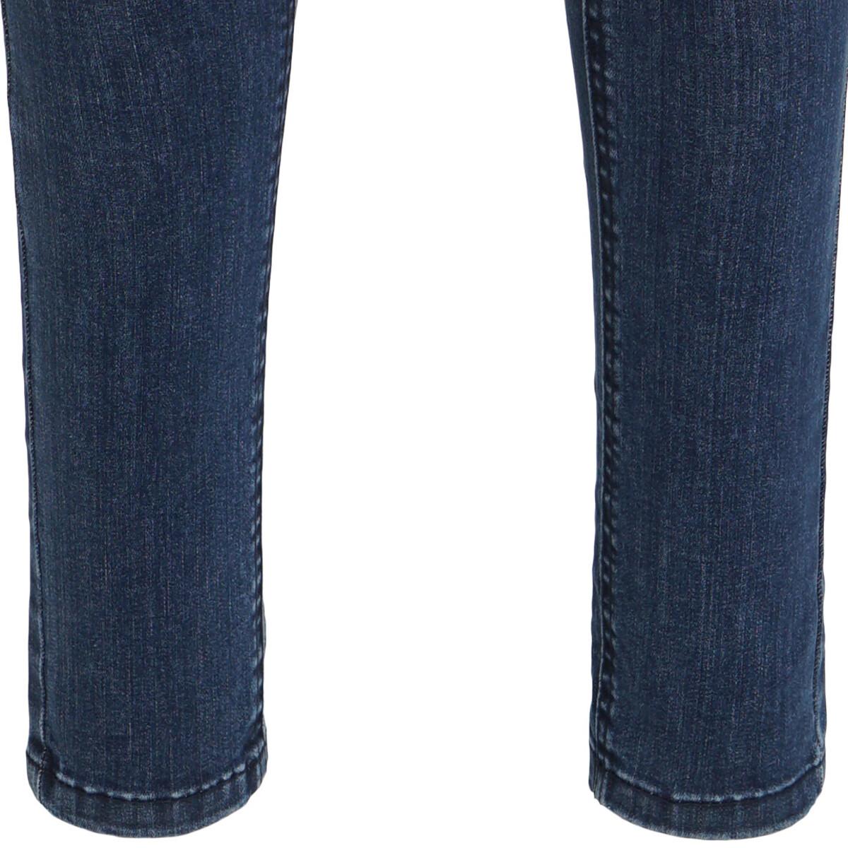 Bild 4 von Damen Superflexible-Jeans mit Used-Waschung