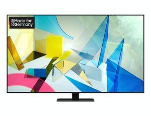 Samsung GQ85Q80TGT 2,16 m (85 Zoll) 4K Ultra HD Smart-TV WLAN Silber