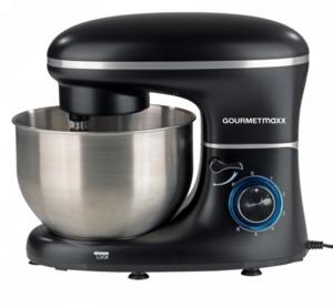 GOURMETmaxx Küchenmaschine 3550 Schwarz