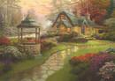 """Bild 2 von Schmidt Spiele Puzzle """"Haus mit Brunnen"""""""