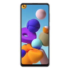 "Samsung Galaxy A21s 32GB Dual-SIM Black EU [16,63cm (6,5"") TFT LCD Display, Android 10, 48MP Quad-Kamera]"