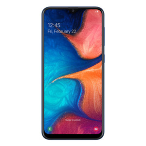 """Samsung Galaxy A20e 32GB Dual-SIM Blau [14,42cm (5,7"""") LCD Display, Android 9.0, 13+5MP Dual Hauptkamera]"""