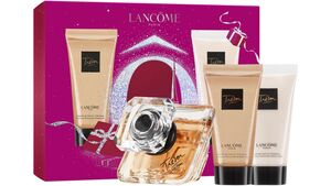 LANCÔME Trésor Eau de Parfum, Bodylotion, Duschgel – Geschenkset
