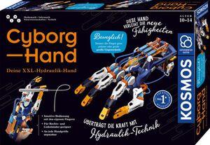 Cyborg-Hand - Deine XXL-Hydraulik-Hand