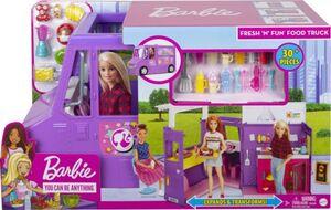 Barbie - Food-Truck