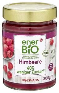 enerBiO Himbeer Fruchtaufstrich