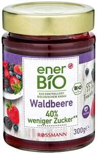 enerBiO Waldbeere Fruchtaufstrich