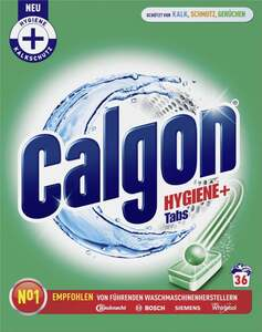 Calgon Hygiene+ Tabs