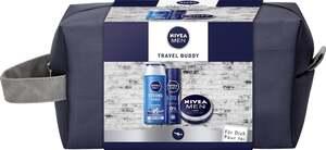 NIVEA MEN Geschenkset Travel Buddy