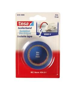 tesa Isolierband 6000 V blau 10 m x 15 mm
