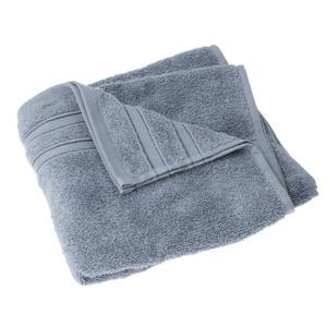 Handtuch 50 x 100 cm in graublau