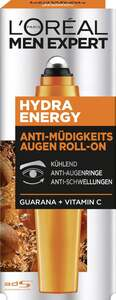 L'Oréal Paris men expert Hydra Energy Anti-Müdigkeits Augen Roll-on