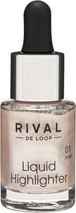 Rival de Loop Liquid Highlighter 01 Rosé