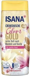 ISANA Cremedusche Glam Gold
