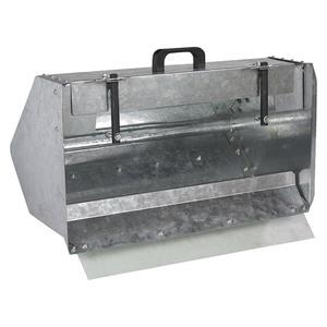 Scheppach Kehrgut-Sammelbehälter