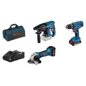 Bosch Professional Maschinen-Set 3 Tool Kit