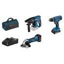 Bild 1 von Bosch Professional Maschinen-Set 3 Tool Kit