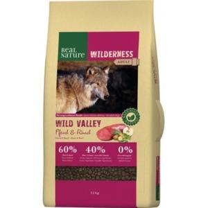 REAL NATURE WILDERNESS Wild Valley Pferd & Rind 12 Kg