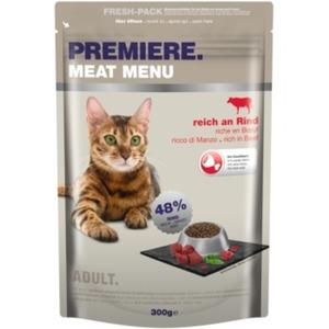 PREMIERE Meat Menu Adult 300g Rind