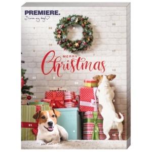 PREMIERE Adventskalender für Hunde 300g