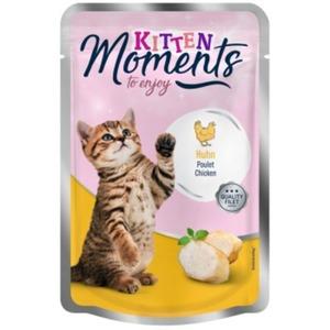 MOMENTS Kitten 12x70g Huhn