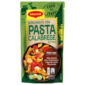 Maggi Food Travel Würzpaste Pasta Calabrese Style 65g