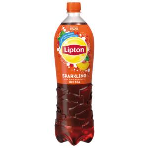 Lipton Ice Tea Sparkling Peach 1,25l